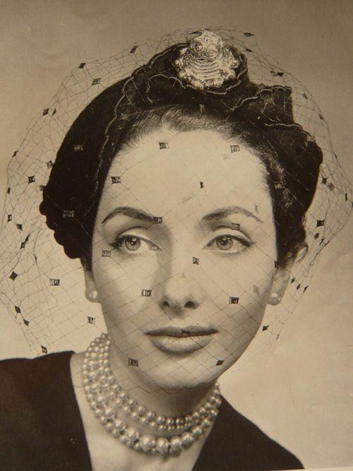 Best 25 1950s Hats Ideas On Pinterest