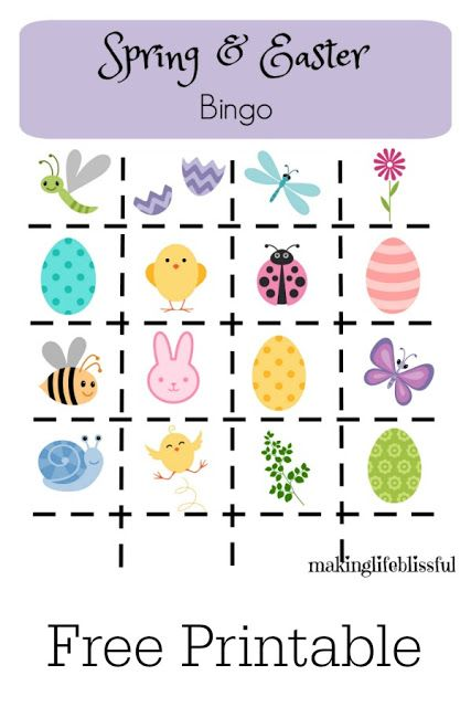 25 Best Ideas About Easter Activities On Pinterest