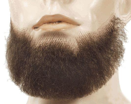 Blue Beard Fake Facial Hair Hair Costume Wigs And Wigs