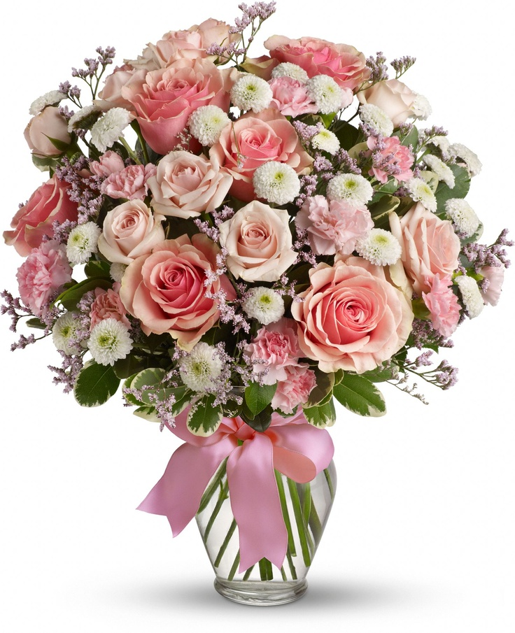 Cotton Candy With Roses Save 25 On This Bouquet And Many Others With Coupon Code TFMDAYOK1B2