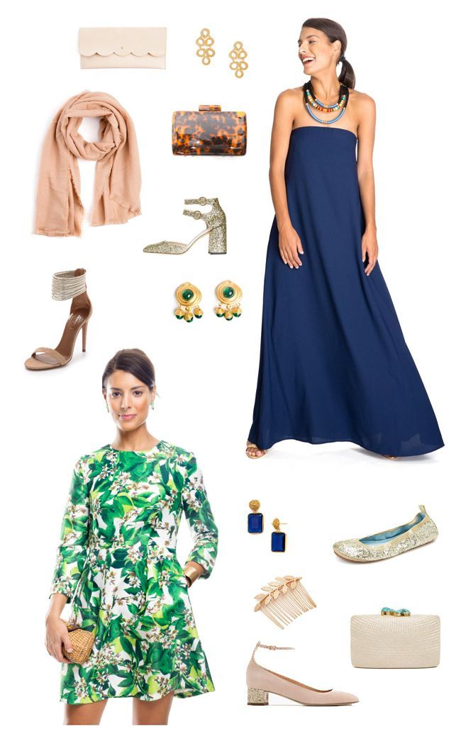 Wedding Guest Outfit Ideas For Fall