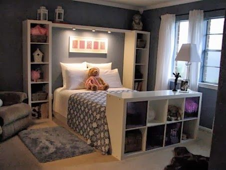 2016 Clever Storage Solutions For Small Bedrooms