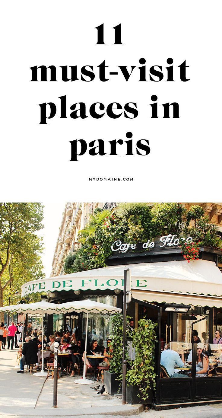 Heres where to eat, shop, and sleep in Paris