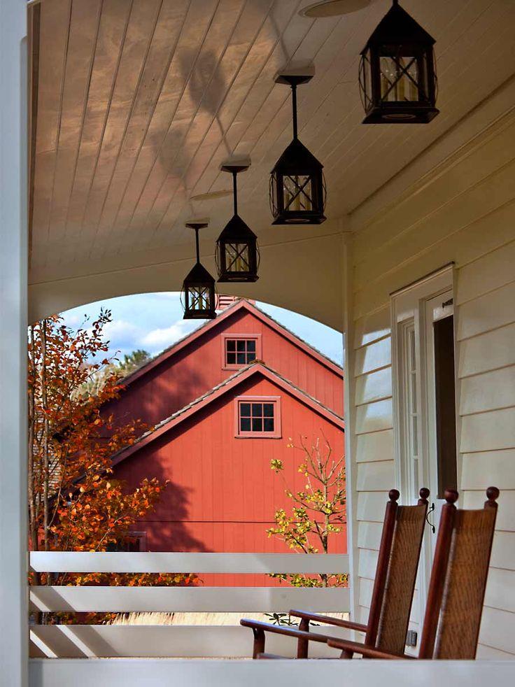 Rejuvenation Urban Farmhouse Wonderufl use of lantern