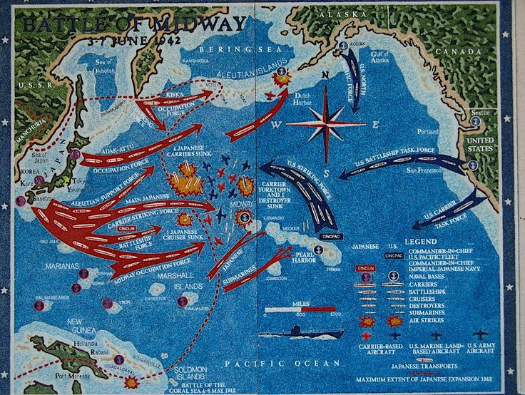 """battle of midway Battle+of+Midway.JPG """"United States"""