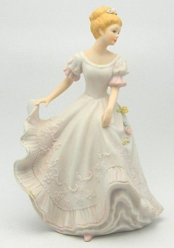Figurine Porcelain And Home Interiors On Pinterest