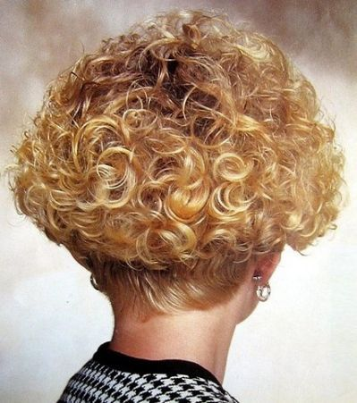 Sissyperm Adventures In A Wedge Hairstyle Pinterest