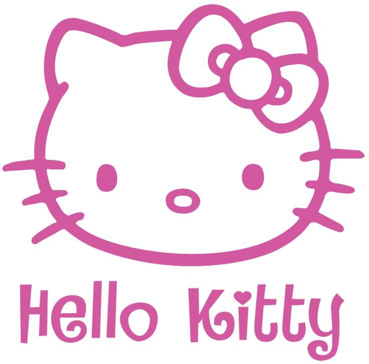 hello kitty silhouette cameo crea stuf pinterest hello kitty