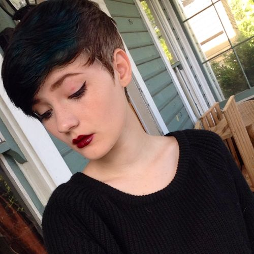 Hipster Pixie Cut Tumblr Google Search Hair Manic
