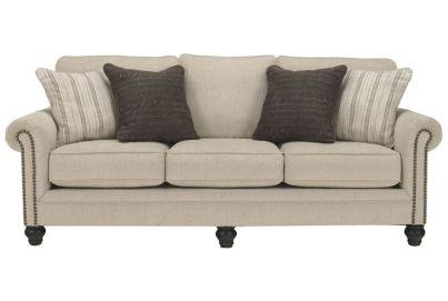Living Spaces Milari Linen Sofa