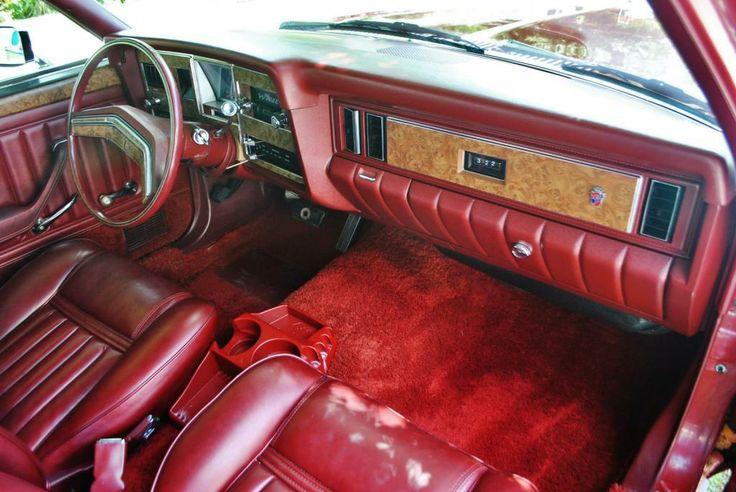 1975 Ford Granada GHIA Trimmed Model 302 V 8 When