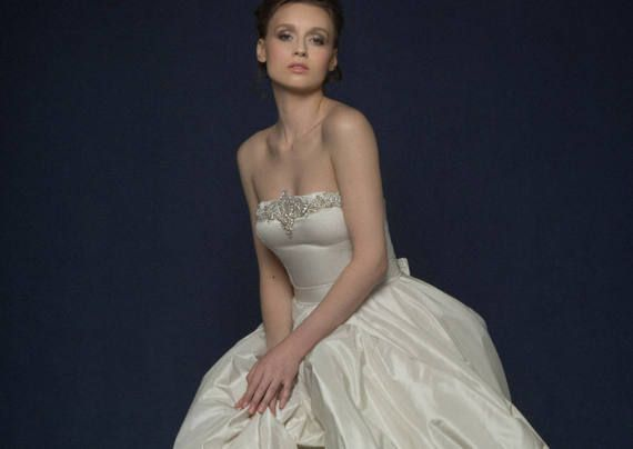 17 Best Ideas About Ethereal Wedding Dress On Pinterest