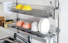 19 Classy Kitchen Drying Racks That Will Unwind You