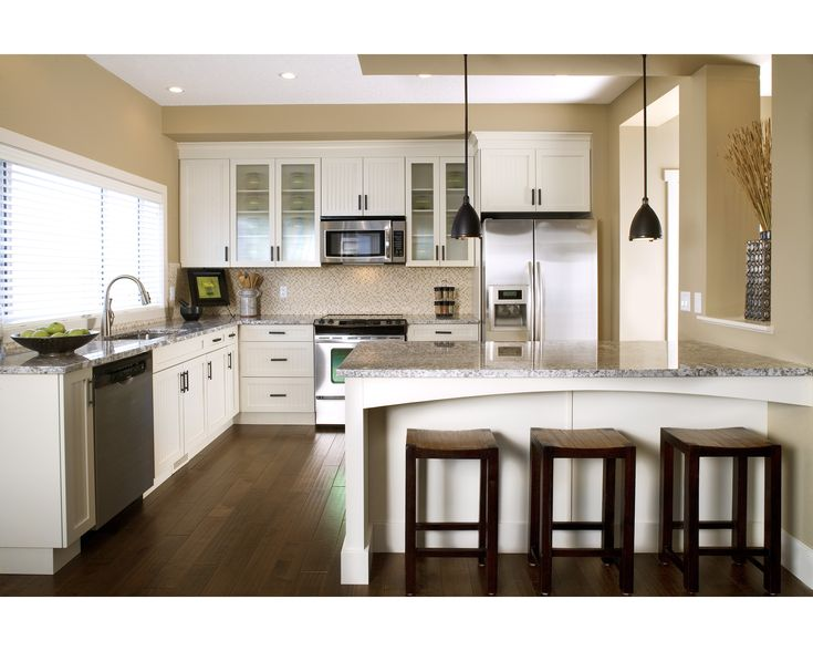 G Shaped Kitchen Layout Ideas