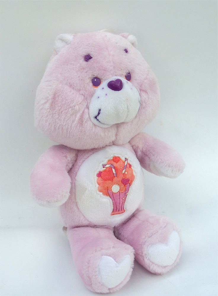 141 Best Images About Care BearsVintage On Pinterest Pink Hearts Cheer And Toys