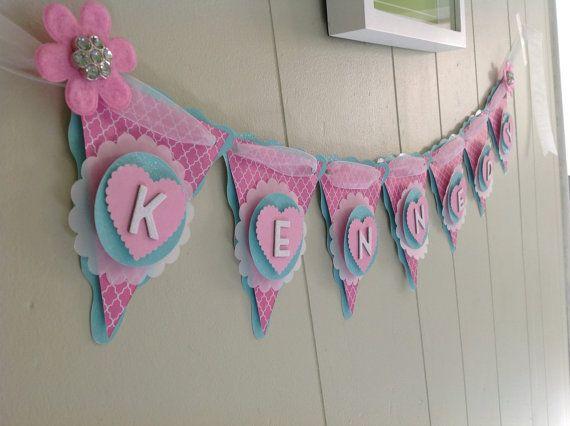 Baby Ideas Banner Shower