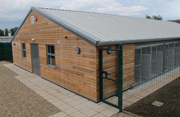 Kennel Building Design Plans