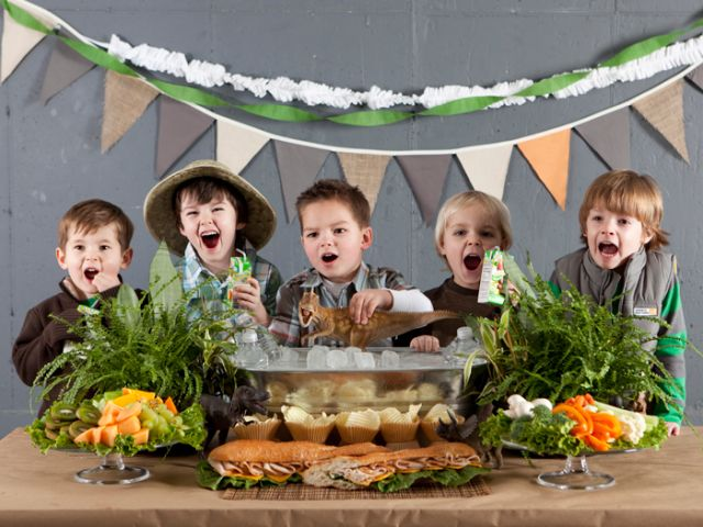 143 Best Images About Dinosaur Birthday Party On Pinterest
