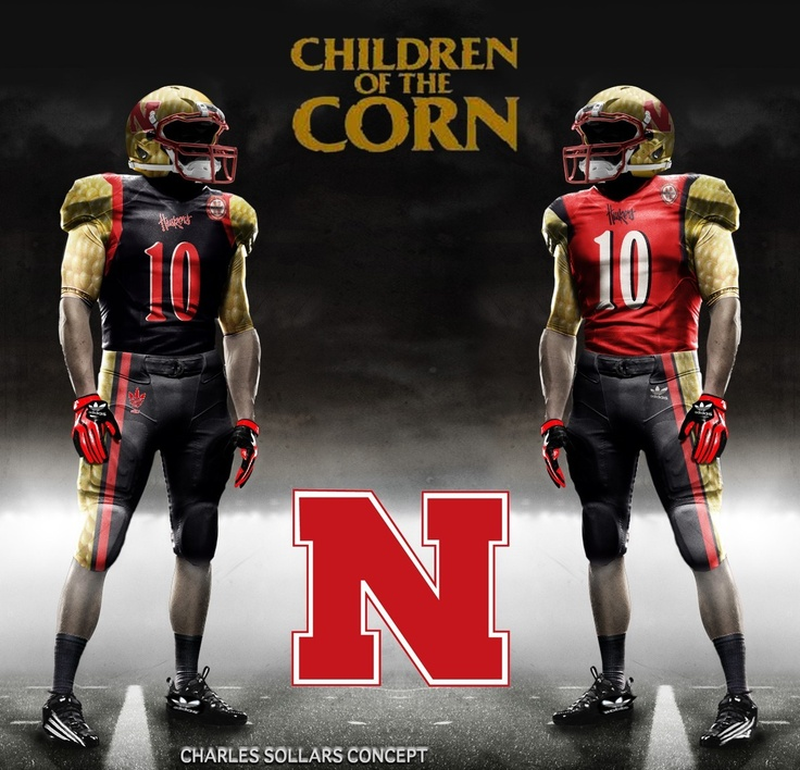 nebraska cornhuskers new uniforms Go Big Red Pinterest