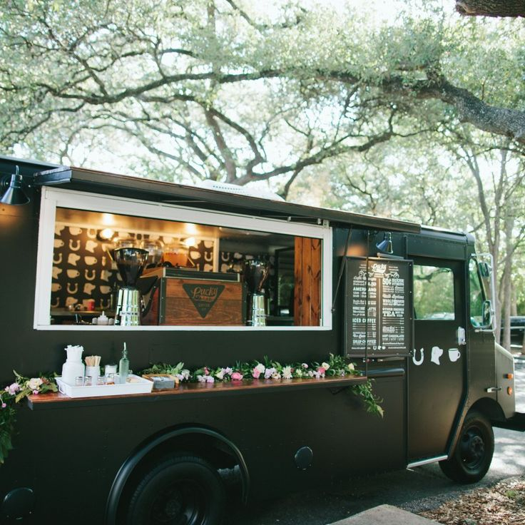Lucky Lab Coffee Company Food Truck I Do! Pinterest