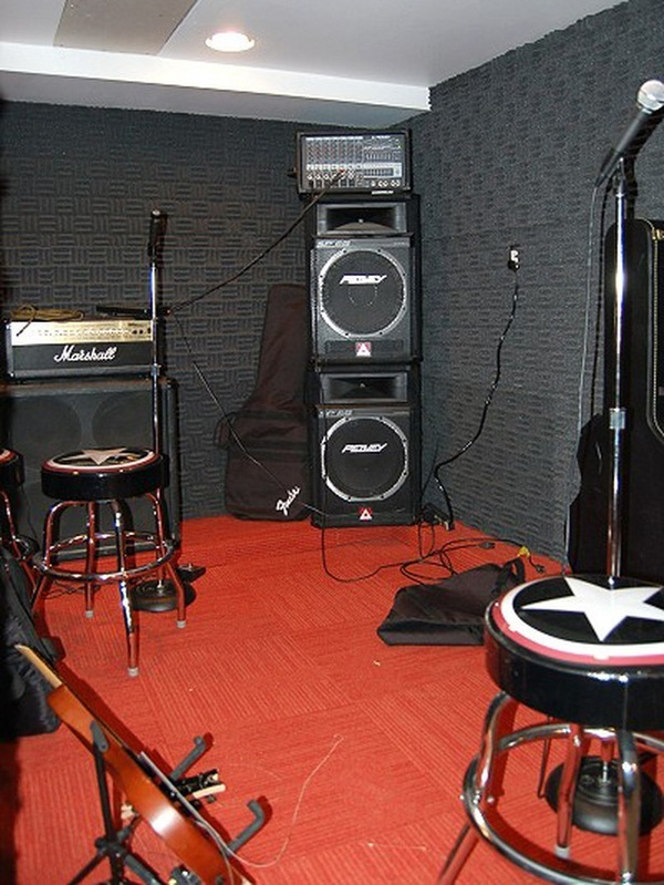 Music Room Soundproofing Studio Roommusic Roomssound