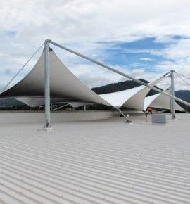 17 Best Images About Car Parking Tensile Structures On Pinterest Roof Structure New Delhi And
