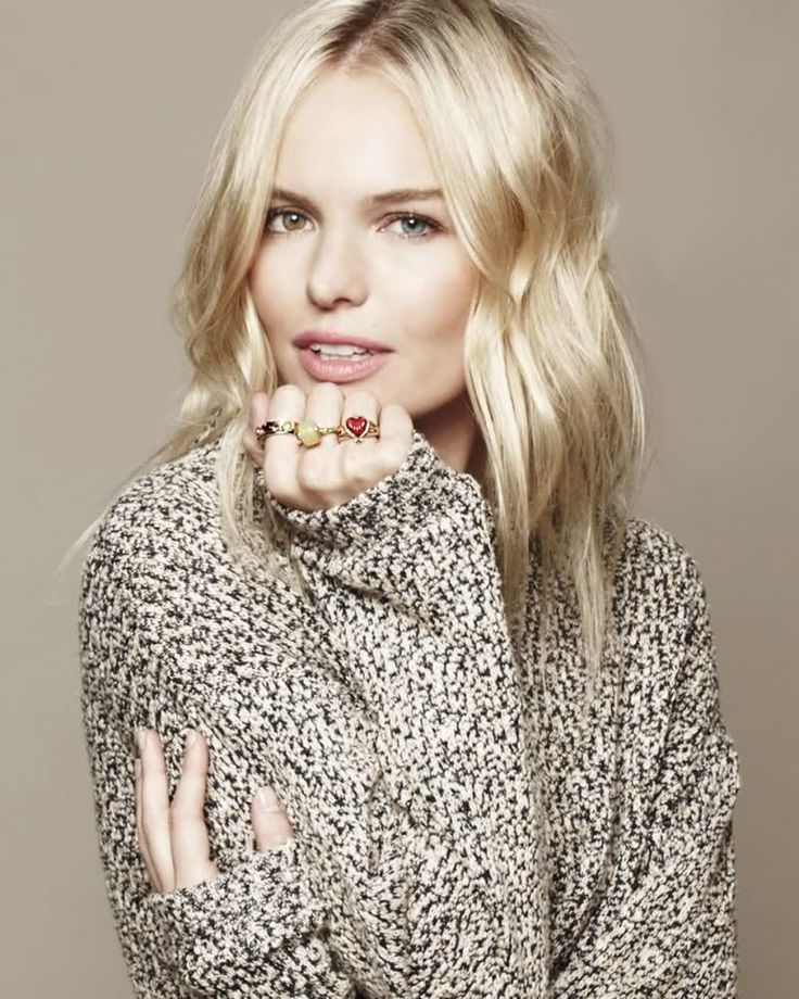 Kate Bosworth blonde hair