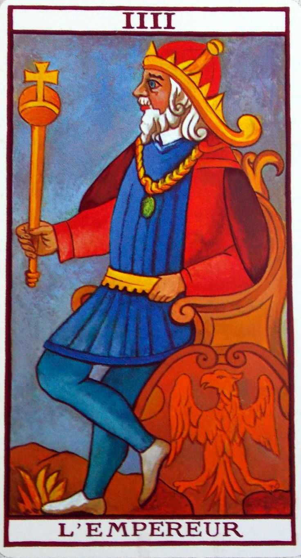 Le tarot de marseille by fournier spanish tarot decks