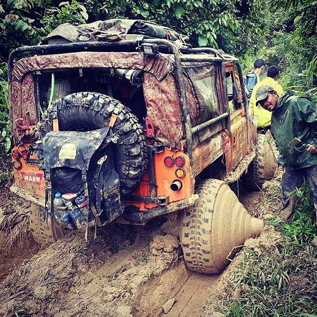 Whose doing some offroading today? khabbab_beg finding