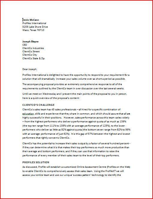 Sales Proposal Template Free free sales proposal powerpoint – Free Sales Proposal Template