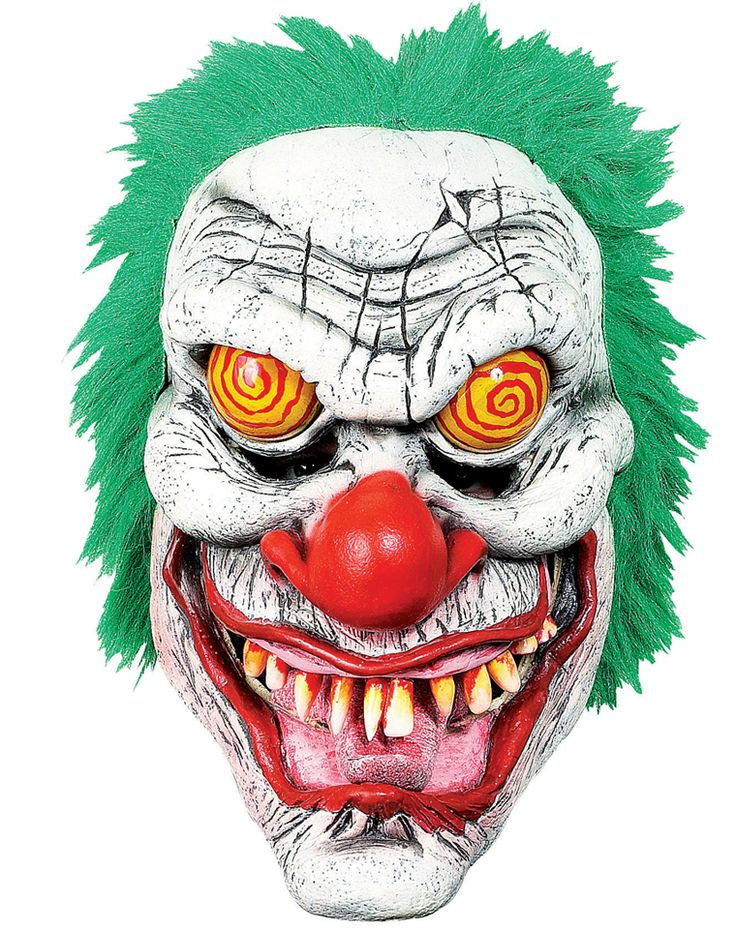 Repin if clowns creep you out. Interesting Pinterest