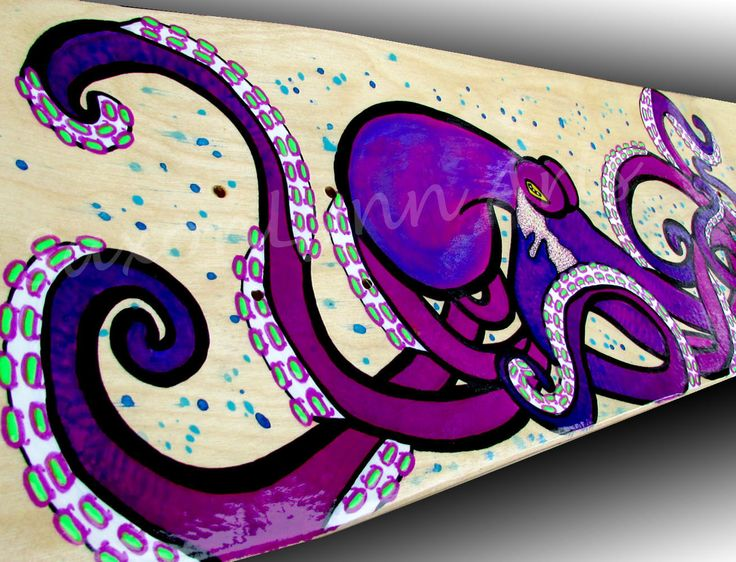 25+ Best Ideas About Octopus Painting On Pinterest