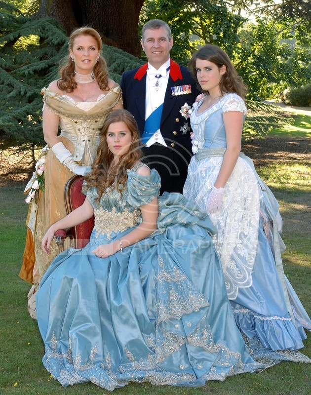 Prince Andrew and Sarah Ferguson in pictures Princess