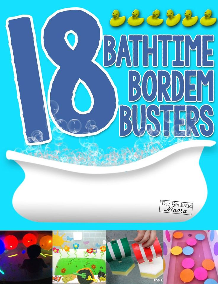18 Bath Activities For Kids For Kids Cabin And Crayons