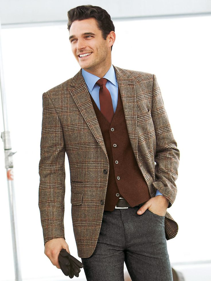 sports coat and jeans look Carl Gross Versatile sports