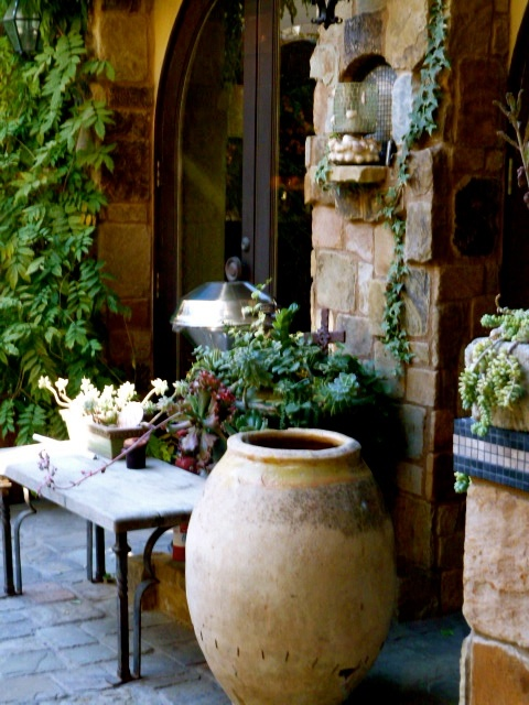 17 Best Images About Tuscan Courtyard On Pinterest Stone