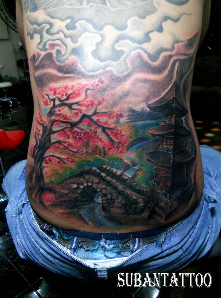 pagoda tattoo Image Search Tattoo Ideas
