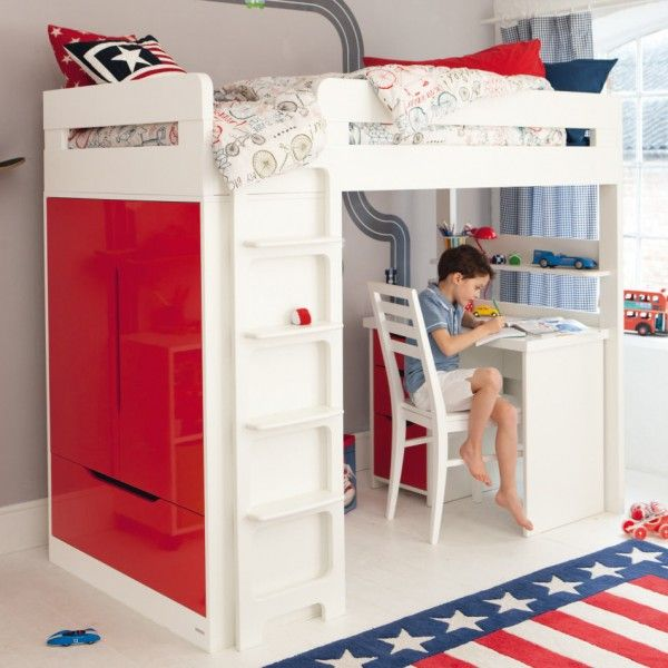 72 Best Images About High Sleeper Beds On Pinterest Beds