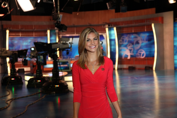 Weathercaster Bri Winkler Leaves The Eyewitness News