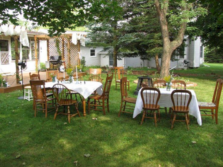 25+ Best Ideas About Backyard Wedding Decorations On