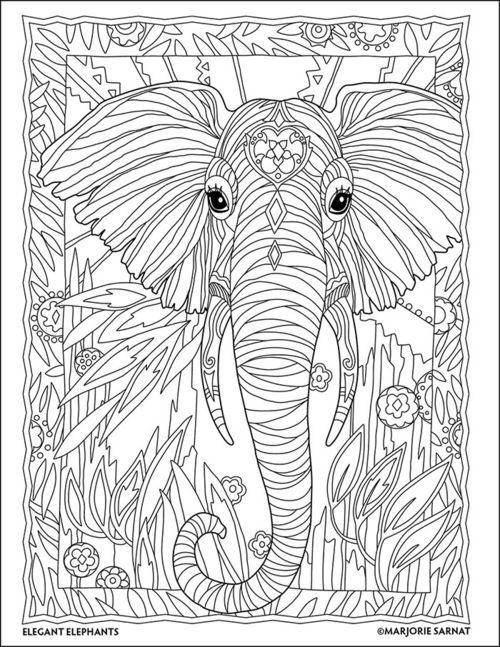 265 Best Images About Marjorie Sarnat Coloring On Pinterest