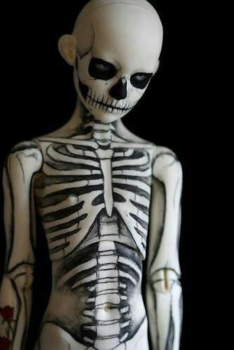 Skeleton Boy Body Paint Cool Stuff And Art Pinterest The Ojays Halloween And Children