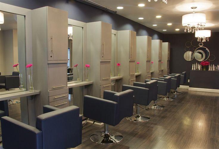 Indigo Salon Kathy Ann Abell Interiors San Diego