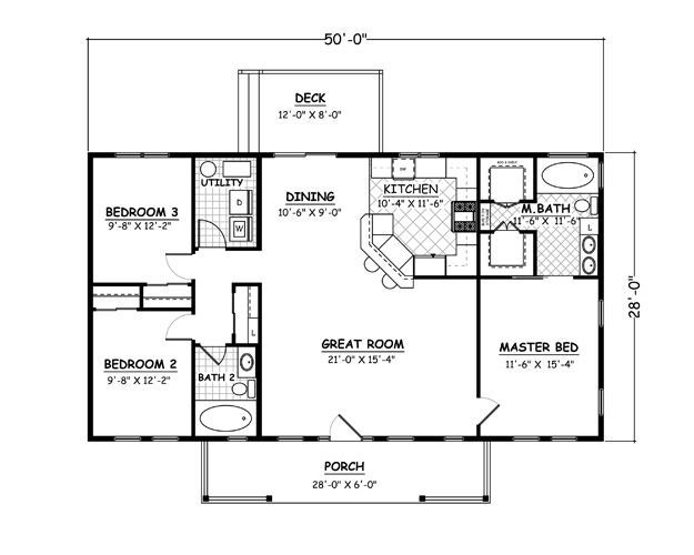 25 Best Ideas About Ranch Floor Plans On Pinterest House Style And Blue Open Plan Bathrooms