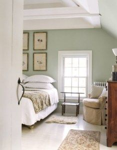Benjamin Moore Colour Of The Year Guilford Green As Seen On Bedroom Walls Kylie M