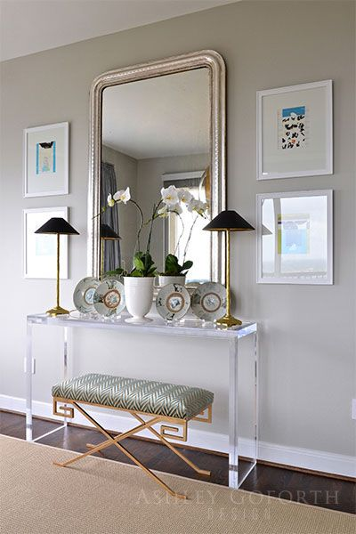 Ashley Goforth Design Royalton Entry Pinterest