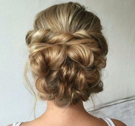 25 best hairstyles for brides ideas on pinterest elegant wedding hairstyles wedding