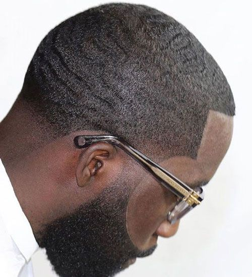 Top 27 Hairstyles  For Black  Men Hairstyles  Waves and