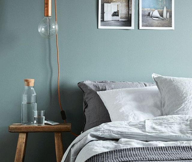 Bedroom Cool Design Decor I Like The Colors And Bedding Spisbrodsfabriken