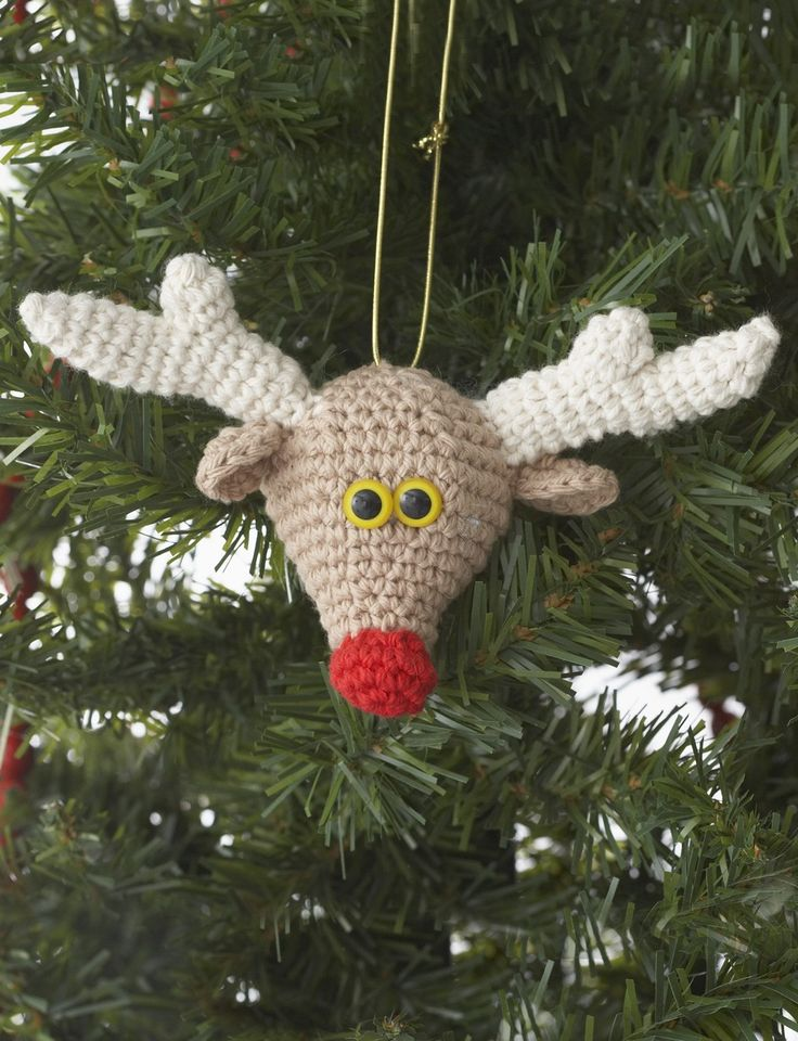 Lily Reindeer Ornament